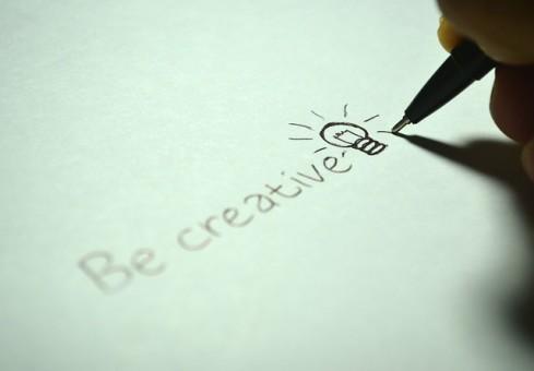 Negarse a ser creativos es ir en contra de nuestra propia naturaleza